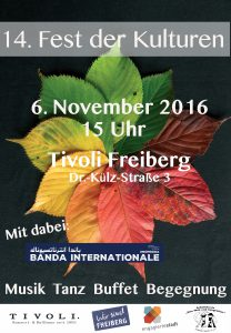 Fest der Kulturen 2016